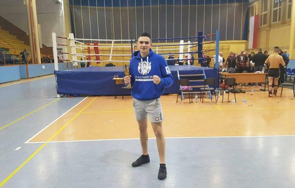 Marcin Skwarczek wystąpił na Nitus Euroliga vol. 16 w Dębicy!