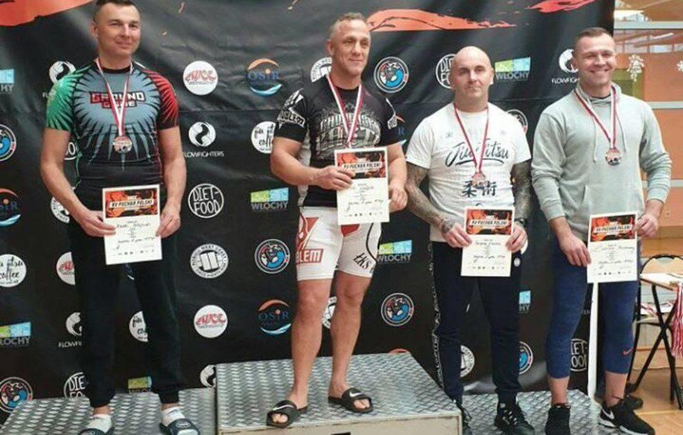 Brązowy medal Grzegorza Pałki na XV Pucharze Polski ADCC!