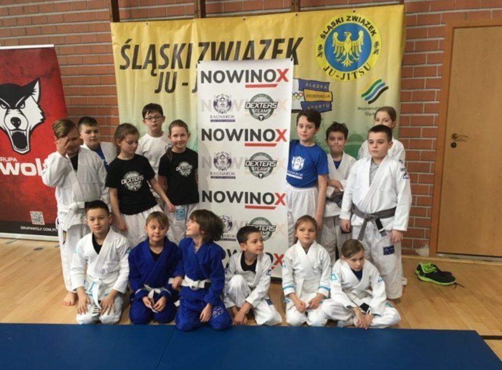 5 medali dla Ragnarok na Ogólnopolskiej Lidze Dzieci i Młodzieży w Ju-Jitsu sportowym!